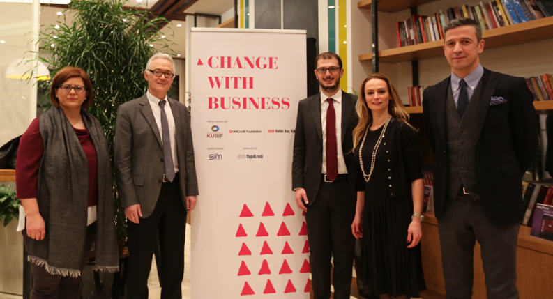 Change-with-Business